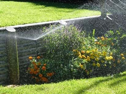 garden spray irrigation