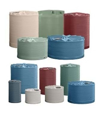 poly water tanks